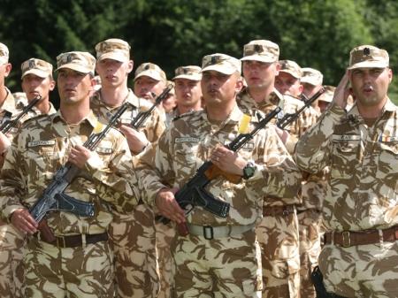 Armata romana Irak www.defense.ro