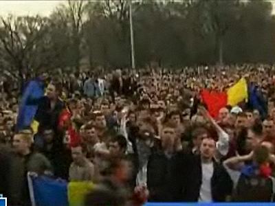 revolutie chisinau 6 apr 09