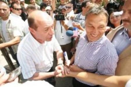 Orban Viktor Basescu presaonlinecom