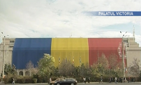 drapel_palatul_victoriei dcnews.ro