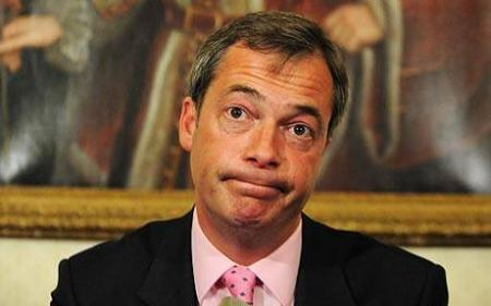 Farage Telegraph