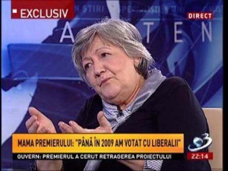 Mama lui Ponta