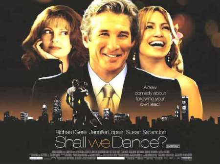 Richard Gere Jay Lo Sarandon Dance
