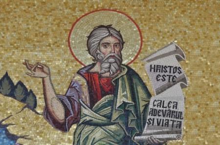 Sf Apostol Andrei basilica.ro