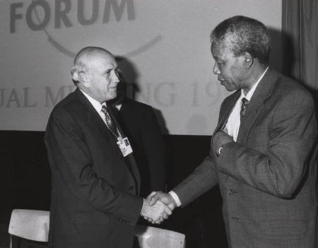 Mandela de Clerk